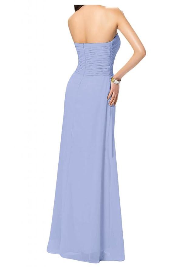 Toscana de novia de Gasa de noche vestidos de pedrería de cristal en forma de corazón elegancia de largo bola madrinas Prom vestidos de fiesta: Amazon.es: ...