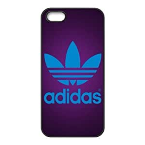 The logo of Adidas Case For Samsung Galsxy S3 I9300 Cover Black Case Hardcore-4