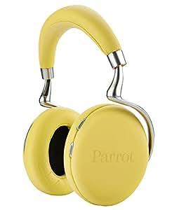 Parrot Zik 2.0 Wireless Noise Cancelling Headphones (Yellow)