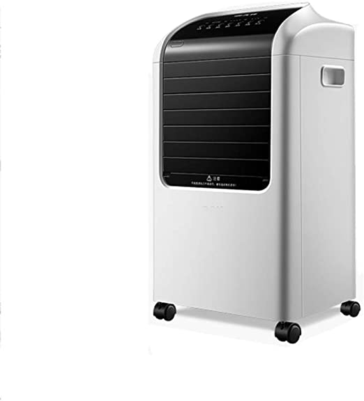 8L Portable Air Conditioner Cooler Fan Humidifier w// Remote Control Home Office