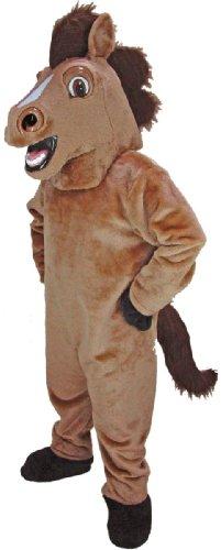 Friendly Horse Mascot Costume ()