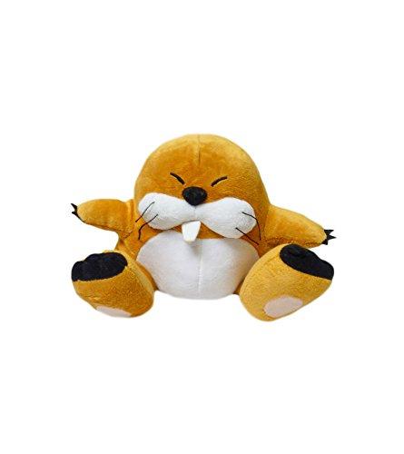 Mario Bro: 6-inch Monty Mole Gopher Plush (Plush Mario Mole)
