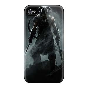 Anti-Scratch Hard Phone Covers For iPhone 6 plus 5.5 (bHU2809ovph) Provide Private Custom Stylish Skyrim Skin