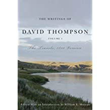 Writings of David Thompson, Volume 1