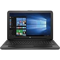 HP 15.6 Premium Flagship Laptop PC, Quad-Core AMD E2-7110 APU 1.8GHz, 4GB DDR3, 500GB HDD, AMD Radeon R2, Super DVD Burner, WLAN, HDMI, Webcam, Windows 10
