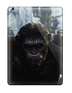 Defender Case With Nice Appearance (dawn Of The Planet Of The Apes ) For Ipad Air