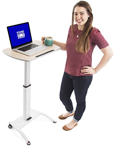 Stand Steady Multifunctional Podium / Lectern / Laptop Stand! Excellent use for classrooms, offices, and home!