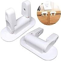 2-Pack Door Lever Lock Child Proof Doors & Handles 3M Adhesive