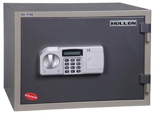Hollon HS-360E 2 Hour Fire Proof Electronic Home Safe