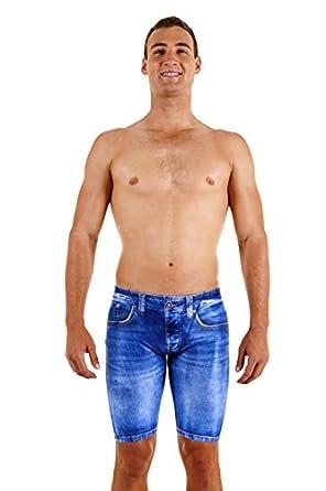 "Swimwear - JAMJN Jammer Jeans Multicolor Boys 8: 24"" Waist: Clothing"