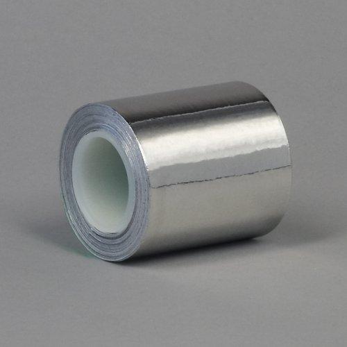 Tapecase 2/ /5-1449/1449/2/in x 4,6/m argento lucido alluminio foil tape