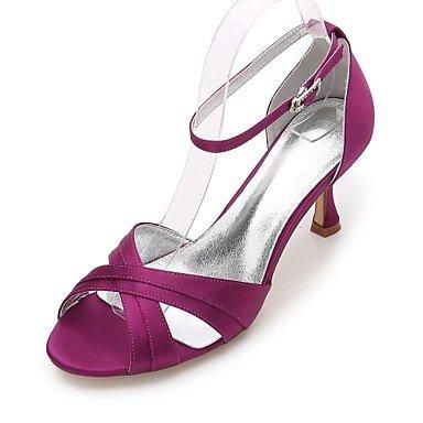 Satin US10 Rhinestone Shoes Azul UK8 Plana Noche Bowknot Las EU42 Heelivory amp;Amp; 5 Confort Champán CN43 Vestido De Primavera Boda Mujeres'S Wedding Rubí 5 RTRY Verano tRwXOq