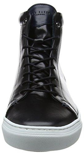Ted Baker Herren Monerrk Hohe Sneaker Schwarz (Black #000000)