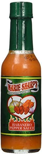 Marie Sharps Hot Sauce (Marie Sharp's Mild Habanero Pepper Sauce (3 Pack))