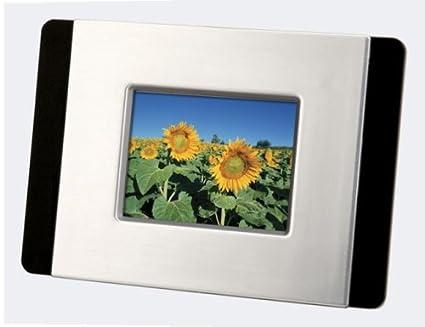 Amazon.com : Sylvania DPF247 2.4-Inch Digital Photo Frame (Silver ...