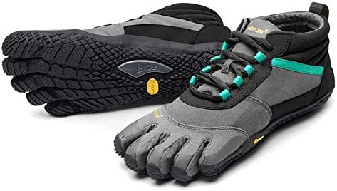 Vibram Five Fingers V-Trek 19W-7403 Teal//Grey Laufschuh Neu Damen Triathlonladen