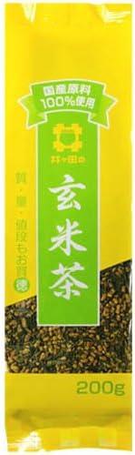 井ヶ田製茶 国産原料100%玄米茶 200g×5個