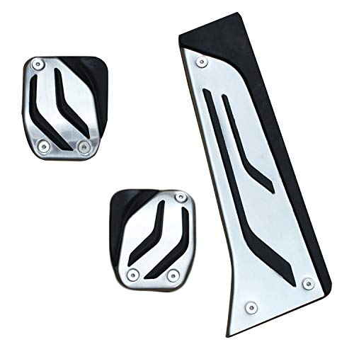MYMOCCY Antislip Fuel Brake Cluthe Gas MT Pedal Cover for sale  Delivered anywhere in USA