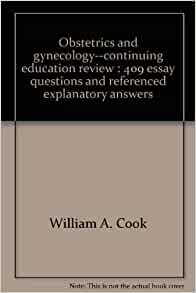 Obstetrics and gynecology--continuing education review