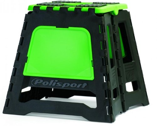 Polisport Fold Up Bike Stand (Green 05)