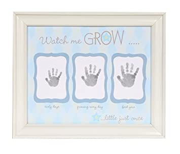 Amazoncom The Grandparent Gift Co Baby Keepsakes Watch Me Grow