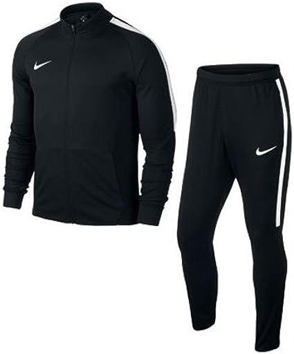 Nike Nk Dry Sqd17 Trk Suit K - Chándal, Niños,Negro (Black / Black ...