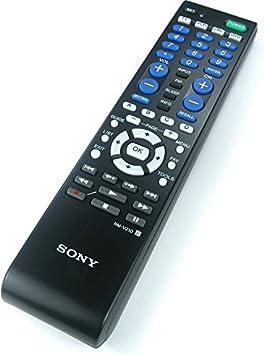 Sony RMV210 - Mando a Distancia (Negro): Amazon.es: Electrónica