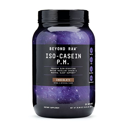 Beyond Raw ISO Casein P M Chocolate product image