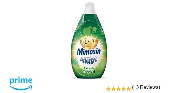 Mimosín Intense Extasis Tropical Suavizante Concentrado - 58 Lavados: Amazon.es: Amazon Pantry