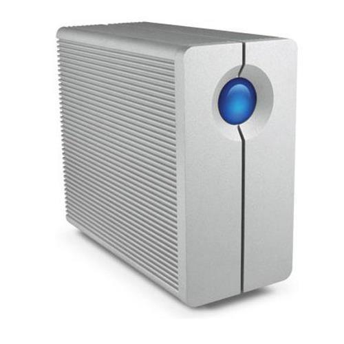 LaCie 2big Quadra USB 3.0 6TB External Hard Drive (9000354)