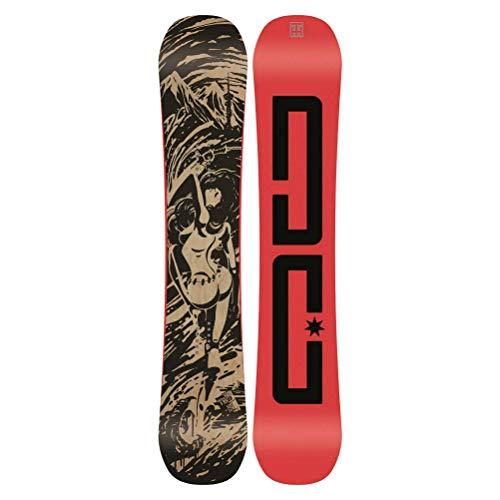 DC Men's Media Blitz Torstein Horgmo Snowboard, Multicolor, 150 ()
