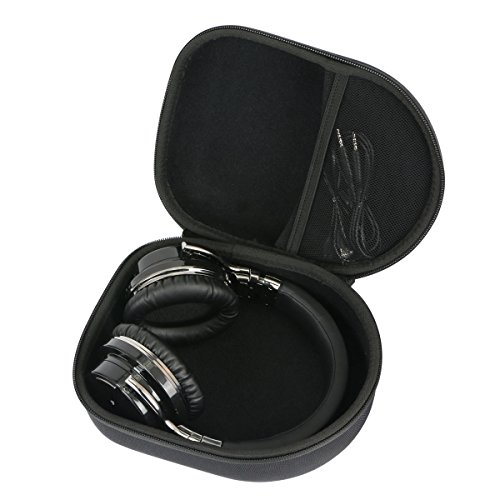 Large Product Image of Headphone Hard Case for COWIN E7 Active Noise Cancelling Bluetooth Headphones by Khanka