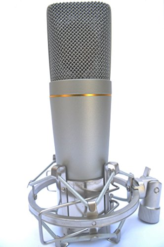 Guidsar CRIS-1 Computer Microphone is a Studio Microphone. This USB Microphone For Computer can be used as Vocal Microphone, Podcast Microphone. It is a PC Microphone with High Quality Required by any Condenser Microphone USB. Used for Recording Microphon by Guidsar (Image #9)