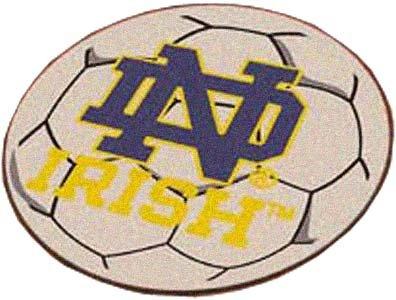 Irish Notre Dame Soccer Ball - Notre Dame Fighting Irish NCAA Soccer Ball