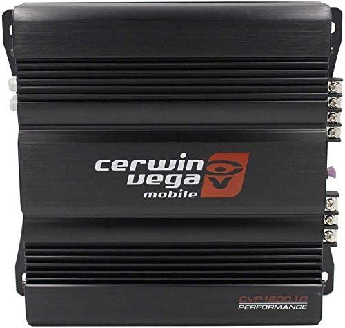 800W Rms CERWIN Vega CVP1600.4D CVP Series 4-Channel Class-D Amplifier