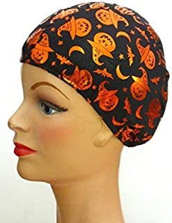 product image for Toddler Pumpkins in The Night Lycra Swim Cap