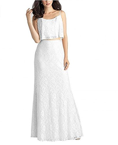 Leader of the Beauty - Vestido - para mujer blanco
