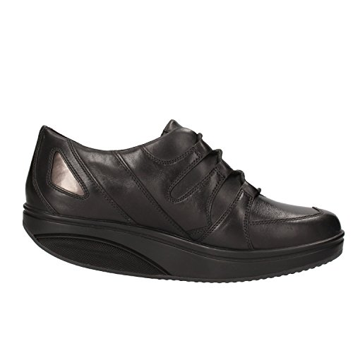 MBT Sneakers Mujer 37 EU Negro Cuero