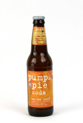 Maine Root Pumpkin Pie Soda 12 Oz Btl Pack of 6 (Coca Cola Christmas Soda compare prices)