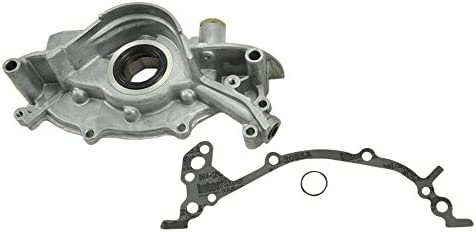 for 1984-1989 Nissan 3.0L V6 Turbo VG30T, 300ZX with Automatic Transmission ITM Engine Components 057-1084 Engine Oil Pump