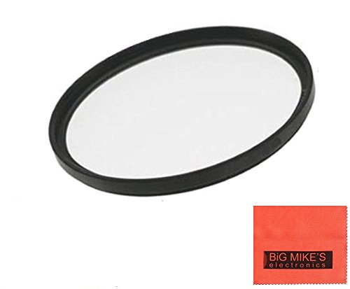 58mm Multi-Coated UV Protective Filter For FujiFilm X-A1, X-