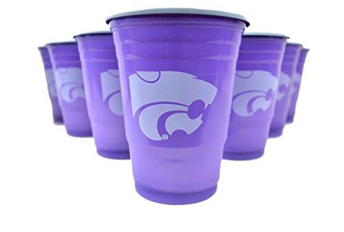 (NCAA National Collegiate Athletic Association Fan Shop Beer Pong Set (Kansas State Wildcats))