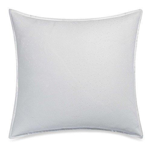 Barbara Barry Modern Dot European Pillow Sham in Mist
