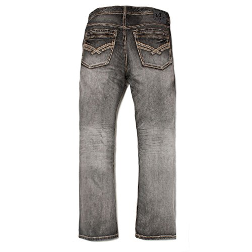 Relaxed Fit Denim Pant - 9