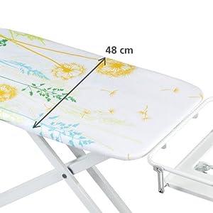 wenko 1412766100 professional table repasser dimensions 130 x 48 x 99 cm avis apr s utilisation. Black Bedroom Furniture Sets. Home Design Ideas