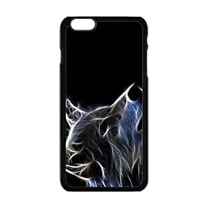 Abstract Wolf Pattern Hot Seller High Quality Case Cove For Iphone Plaus