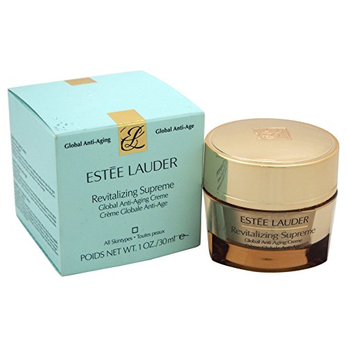 Estee Lauder Unisex Revitalizing Supreme Global Anti-Aging Creme, All Skin Types, 1 Ounce