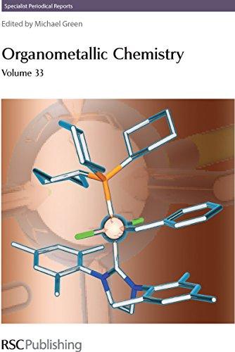 Organometallic Chemistry: Volume 33 (Specialist Periodical Reports)