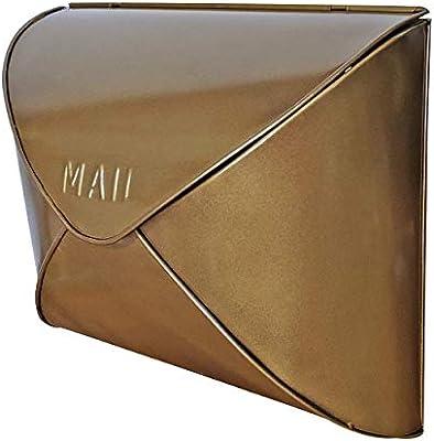 Brass NACH mb-6942 Envelope Mailbox