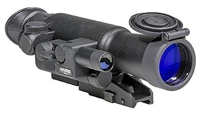Firefield FF16001 NVRS 3x 42mm Gen 1 Night Vision Riflescope, Black by Sellmark Corporation :: Night Vision :: Night Vision Online :: Infrared Night Vision :: Night Vision Goggles :: Night Vision Scope